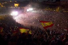 Spain wins Euro 2012 finals - The Washington Post