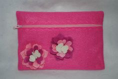 Peony Clutch by GeauxCraft on Etsy, $12.00
