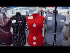 """Манекены для одежды в магазинах """"Веллтекс"""" - YouTube"""