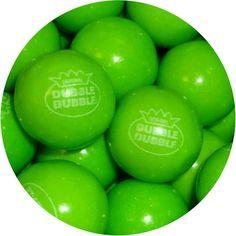Dubble Bubble Green Apple 1