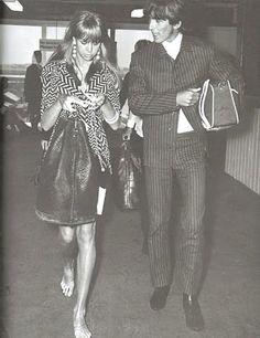 ~Pattie & George Harrison ~*