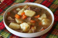 Beef Stew Recipe with Flank Steak Potatoes and Carrots