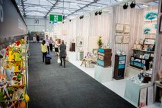 Reed Gift Fairs Sydney February Exhibitor stands