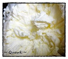 homemade quark