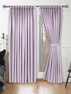 Verona Clematis Curtains from Curtains 2go
