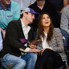 A mini Mila! We're so excited to hear that Ashton Kutcher and Mila Kunis are having a baby girl!