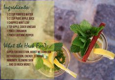 I may try it, but NOT in a skip-meals-and-fast kind of way. (from JiNFiTNESS: Super Delicious Detox Drink)