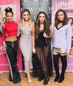 Find images and videos about little mix, perrie edwards and jesy nelson on We Heart It - the app to get lost in what you love. Little Mix Outfits, Little Mix Style, Little Mix Girls, Jesy Nelson, Perrie Edwards, Meninas Do Little Mix, My Girl, Cool Girl, Litte Mix