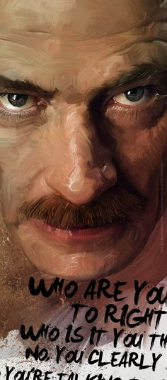 Heisenberg 'Mr. White' Poster by Vlad Rodriguez, via Behance