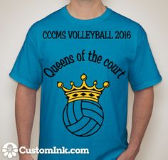 My volleyball team shirt i wish (its not that😑