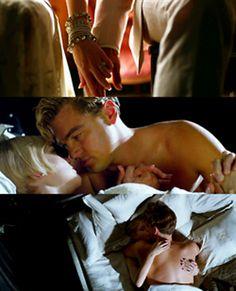 The Great Gatsby Jay Gatsby  Leonardo Dicaprio Daisy Buchanan Carey Mulligan