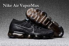 ebbf1b527aa Nike Air Vapormax Flyknit Women Air Max 2018 Shoes Black Coffee Nike Shoes  Outfits
