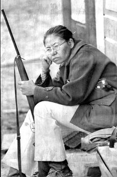 AIM - Wounded Knee 1973