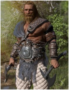 Uber+ Iray Medieval Armor Shaders | 3D textures for Daz Studio and Poser