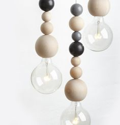 Ball lamp designed by Nordvink for APPLICATA