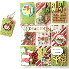 Christmas in July Pocket Letter