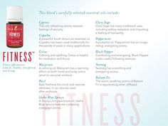Young Living Essential Oils: Fitness Infused 7