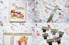 DIY recipe book made scrapbook style using an old recipe book - some much better then me digging through my computer and pinterest every time