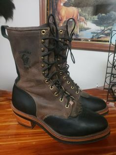 d49ad126129 36 Best Logger boots images in 2019