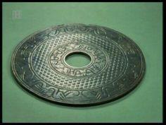 Dropa stones - mysterious computer discs?