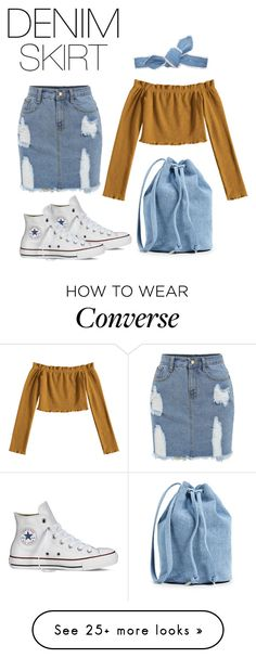 Designer Clothes, Shoes & Bags for Women Tumblr Summer Outfits, Cute Winter Outfits, Cute Outfits For Kids, Spring Outfits, Cute Outfits With Leggings, Cute Skirt Outfits, Outfits With Converse, Casual Outfits, Look Fashion