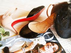 Loubis Babys shoes! from christian louboutin