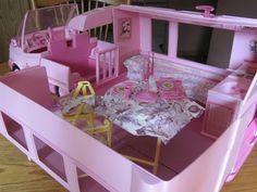 Barbie Magic Motor Home with Original Box motorhome Bonus Collectable Vintage | eBay
