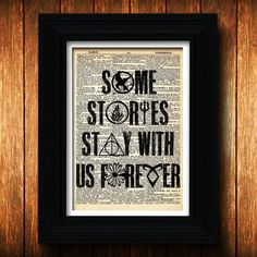 Percy Jackson Book Lover Quote  Print on 1950's by WonderousPrints