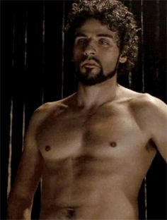 AND LIKE THIIIIIIIS. | 27 Times Oscar Isaac Made You Pregnant Without Even Touching You