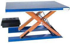 GTARDO.DE:  Hubtisch, 1t / 1000 kg, Maße 1500 x 1000 mm, Hub 720 mm, 0,75 kW 2 940,00 €