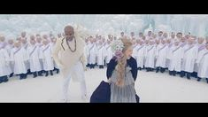 Let It Go - Frozen - Alex Boyé (Africanized Tribal Cover) Ft. One Voice Children's Choir - YouTube