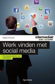Boektip: werk vinden met social media van Aaltje Vincent