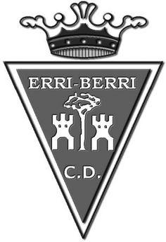 CD Erriberri (Olite, Navarra, España) #CDErriberri #Olite #Navarra (L19588) Crests, Castles, Badge, Spain, Soccer, Football, Logos, Cards, Football Squads