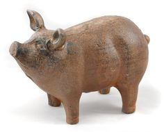 Pig Doorstop - The Pig doorstop weighs 1.4 Kg and is made from cast iron with a rustic finish. This pig is very versatile, it can be used as a door stop, bookend or paperweight, or simply as decoration for all those little pig enthusiasts.