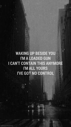 No Control- One Direction