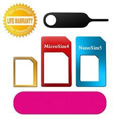 nano to micro sim adapter