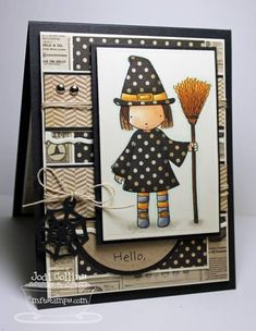Hello, My Pretty! by Kharmagirl - Cards and Paper Crafts at Splitcoaststampers