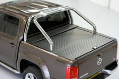 VW Amarok Armadillo Roller Shutter
