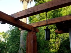 Spanish Style Wooden Gates | Wooden gates for a Spanish stylehouse add to the privacy of the site ...