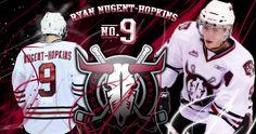 Ryan Nugent-Hopkins| Red Deer rebels #9 | Burnaby, BC Native Religion In Canada, Red Deer, Rebel, Superstar, Hockey, Sports, Hs Sports, Sport, Field Hockey