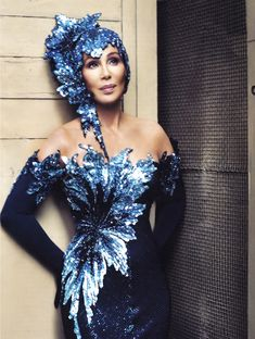 Cher - Love Hurts  (Bob Mackie gown)