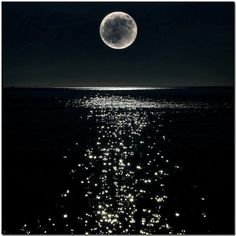 Moon Reflections....