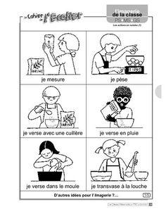 Extrêmement lexique-ustensiles.jpg | FRENCH | Pinterest | De cuisine  EC53