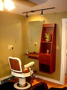 Small 12x12 Hair Salon Floor Plans   Design Photo Gallery Portfolio Page Four