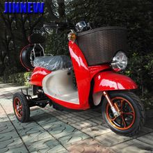 mobility 48v 500w electric tricycle for disabled