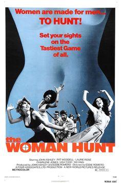 The Woman Hunt (1972) Stars: John Ashley, Pat Woodell, Sid Haig ~ Director: Eddie Romero