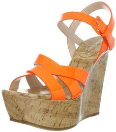 Casadei Women's Wedge Sandal