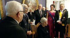 Video: veteraanit laulavat presidentti Sauli Niinistölle