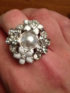 LOVE this ring...it goes with everything!  Great statement ring!
