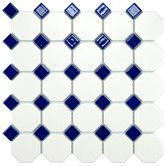 Found it at Wayfair - Retro Random Sized Porcelain Glazed Mosaic in White